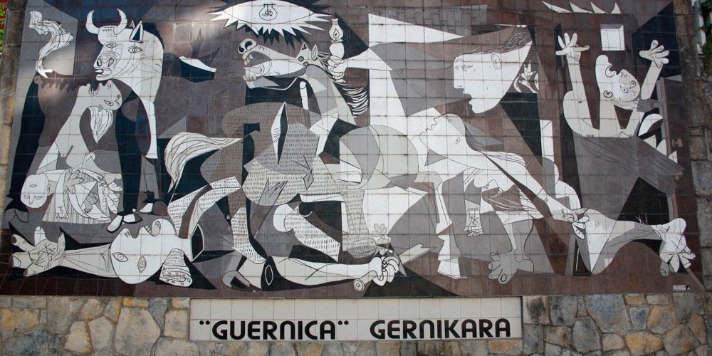 Cuadro de Gernika