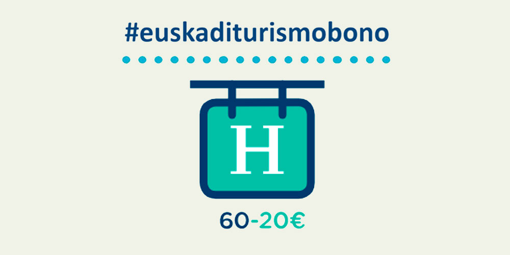 #euskaditurismobono alojamiento
