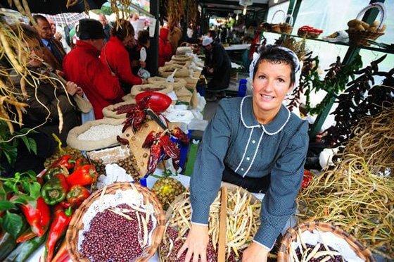 Fiestas de octubre en Gernika