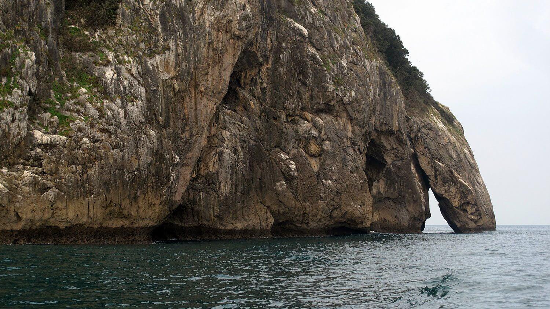 paseo en barca por Lekeitio