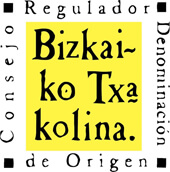 logo consejo regulador Bizkaino Txakolina