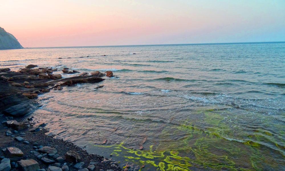 Playa de Orgeia, playa de Orgella
