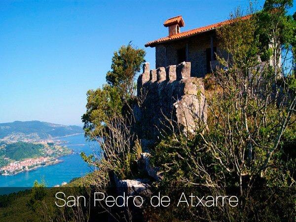 Ermita San Pedro de Atxarre