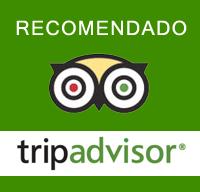 Calificación Excelente en Tripadvisor